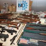 Waffenstarrender Prepper in Niederbayern nach Durchsuchung seines Bunkers festgenommen